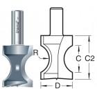 9/7X1/2TC Kraalprofiel grote radius
