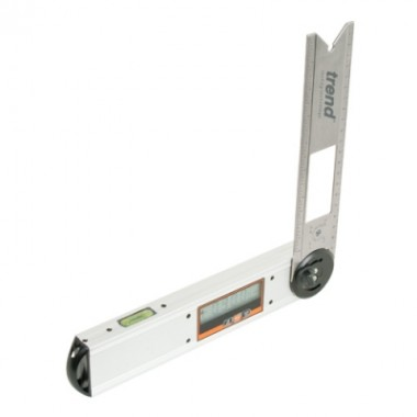 DAF/ Digitale Hoekmeter met Waterpas