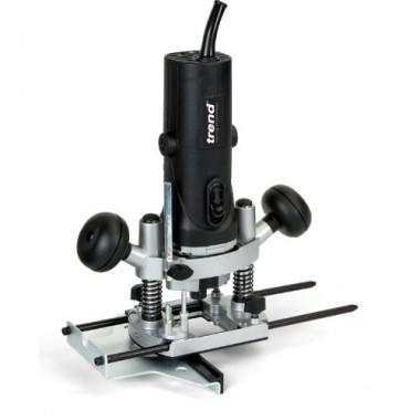 Bovenfrees T4 , 850 watt, 8mm, 1/4 inch, 6mm.