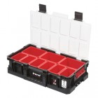 MS/C/100B9 Koffer Organizer 9 bakjes