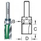 12.7mm Kantenfrees C121X1/4TC