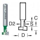 Sleutelgatfrees 9.5mm C152X8MMTC