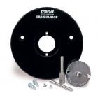 Sub base voor B&Q pro 1250R