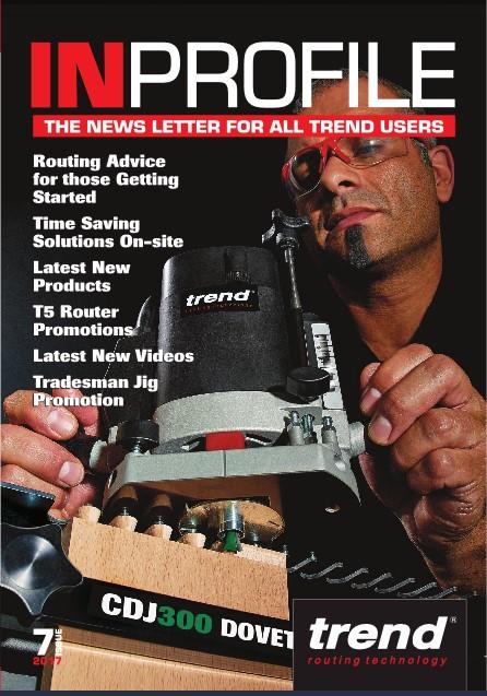 in profile 7 Trend-nl.nl magazine